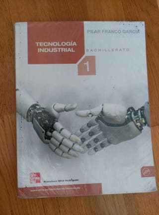 Libro tecnologia industrial 1 bachillerato