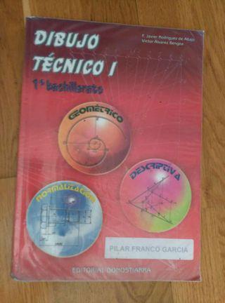 Libro dibujo tecnico 1 bachillerato