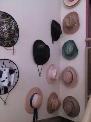 Coleccion sombreros