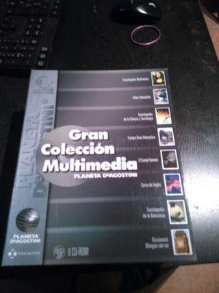 Gran coleccion multimedia