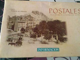 Postales antiguas