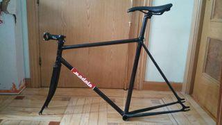 Cuadro bicicleta fixie talla 56
