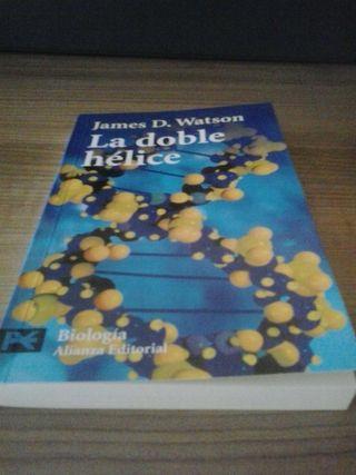 Libro la doble helice biologia
