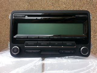 Rcd 310 Radio mp3 Original Volkswagen