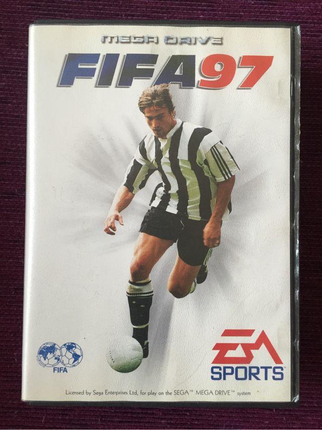 Fifa 97 Megadrive