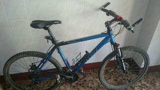 Bicicleta CONOR AFX frenos de disco