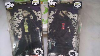 Muñecas góticas de colección