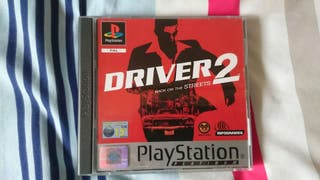 Driver 2 playstation 1