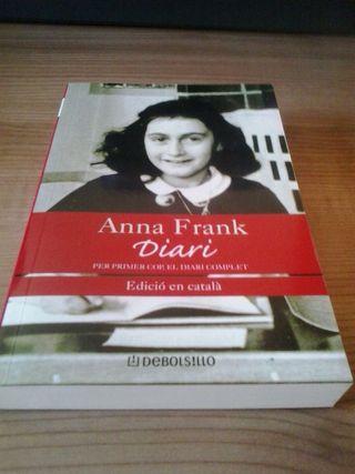 Anna frank diari edicio en catala debolsillo