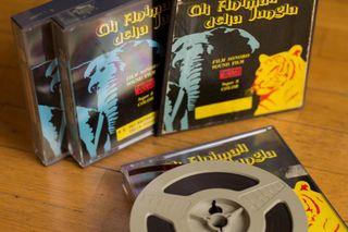 Cofre De 3 Documentales en Super 8