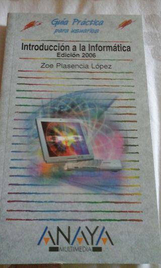 libro introduccion informatica