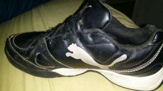 Zapatos puma talla 35