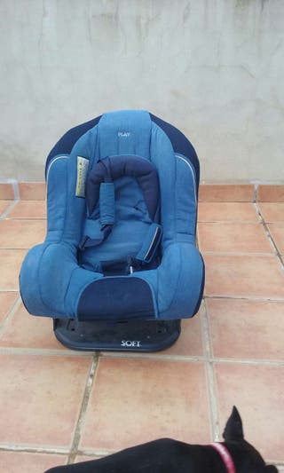 silla de coche para bebe