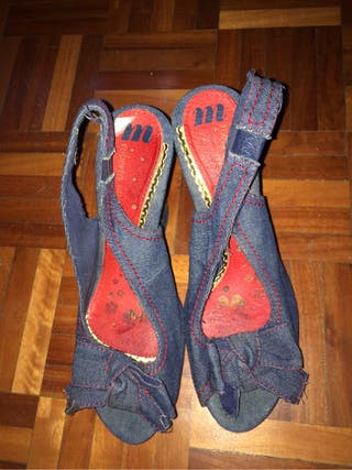 Zapato cu a pin up de segunda mano por 5 en madrid wallapop - Cunas de segunda mano en madrid ...