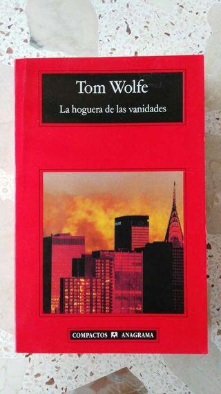 La hoguera de las vanidades, Tom Wolfe