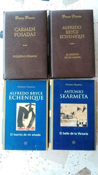 Libros Premio Planeta