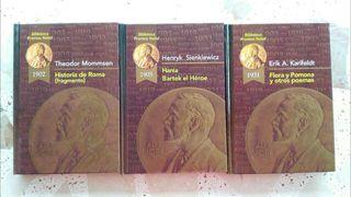 Colección Biblioteca Premios Nobel