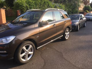 MERCEDES ML 250 CDI BLUETEC AUTOMATICO