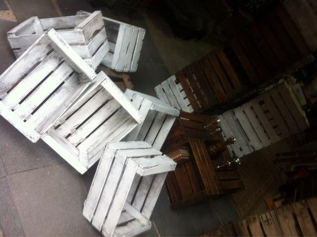 Cajas muebles con de segunda mano por 7 en barcelona en wallapop - Cajas de madera barcelona ...