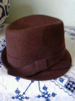 Sombrero de señora.