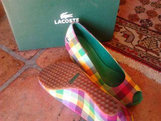Zapatos Lacoste 37;5