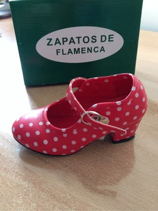 Zapatos Flamenca