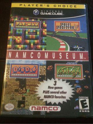 Vendo Juego Gamecube NAMCOMUSEUM. USA