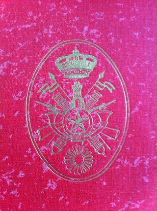 Libro Homenaje De Adhesion A Franco