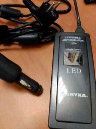 Adaptador universal ordenador