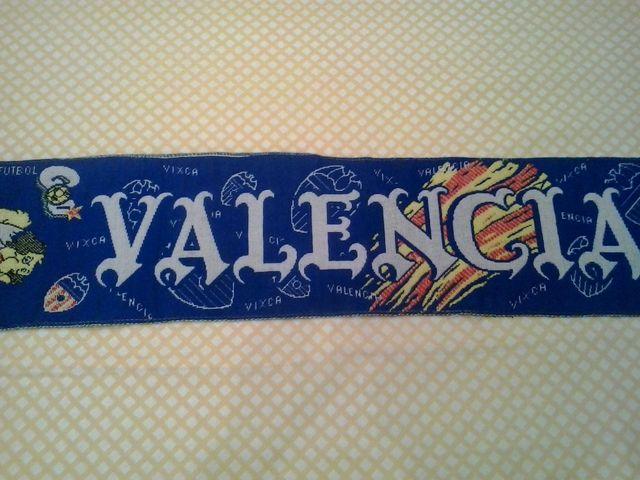 Bufanda valencia