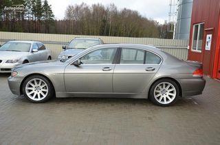 BMW 740d del 2004