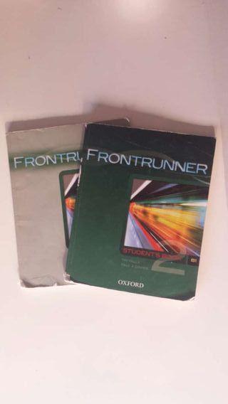 Libros inglés frontrunner 2 eso