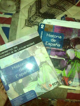 LIBROS DE 2 BACHILLERATO
