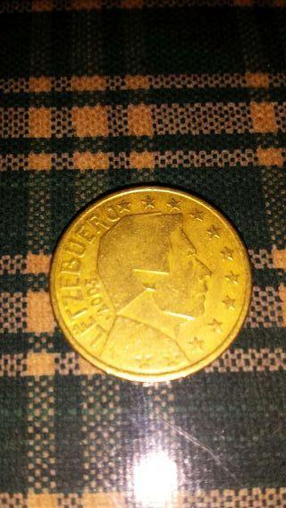 Moneda de Luxemburgo
