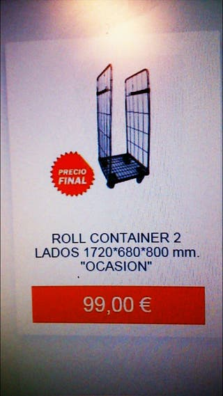 ROLL CONTAINER
