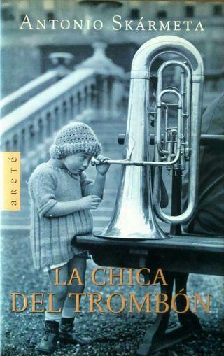 La chica del trombón- libro