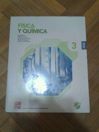 Libro fisica y qimica 3 ESO