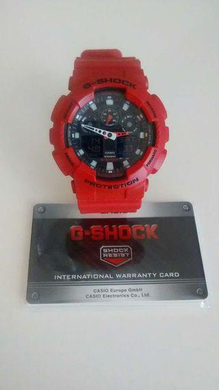 Reloj Casio G Shock original