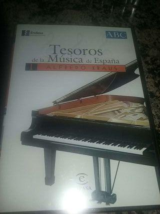Coleccion Tesoros de la Musica de España