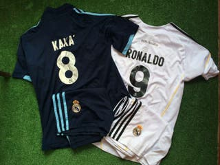 Uniforme equipo REAL MADRID KAKA