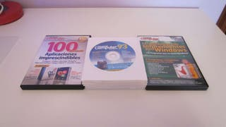 CDs y DVDs de revistas PC&I