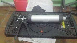 Tabla y pistola de hacer boiling carpfising pesca