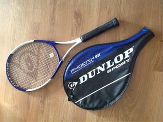 Raqueta Dunlop Sport Phenix 98 con funda