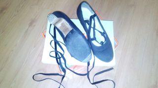 Zapatos de tacón de baile