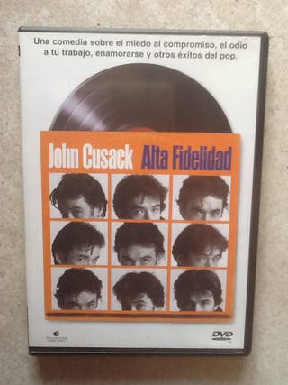 Alta Fidelidad Dvd