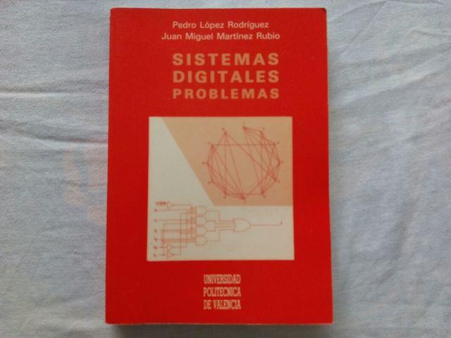 Libro: Sistemas digitales. Problemas. P. López