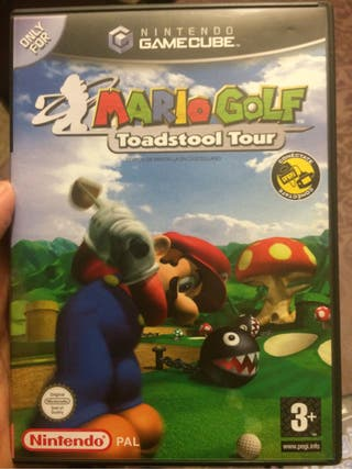 Mario Golf Gamecube Pal