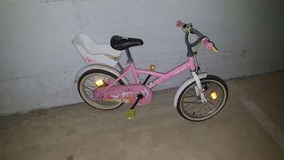 Bicicleta seminueva princesa perfecta