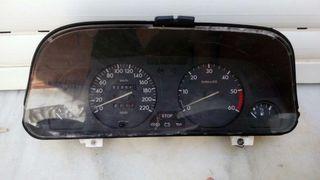Cuadro marcador peugeot 306 diesel.