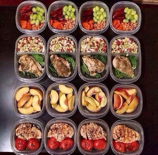 Personal Trainer ( Diet guide )
